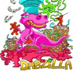 DABZILLA CEREAL BAR 1500MG - FRUITY PEBBLES