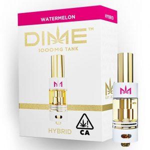 DIME DISPOSABLES 1 GRAM - WATERMELON