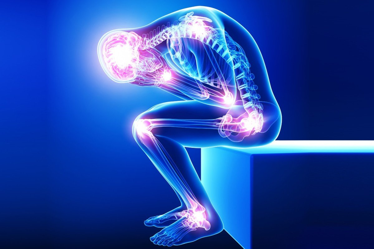 Cannabis for treating chronic pain and muscle spasms